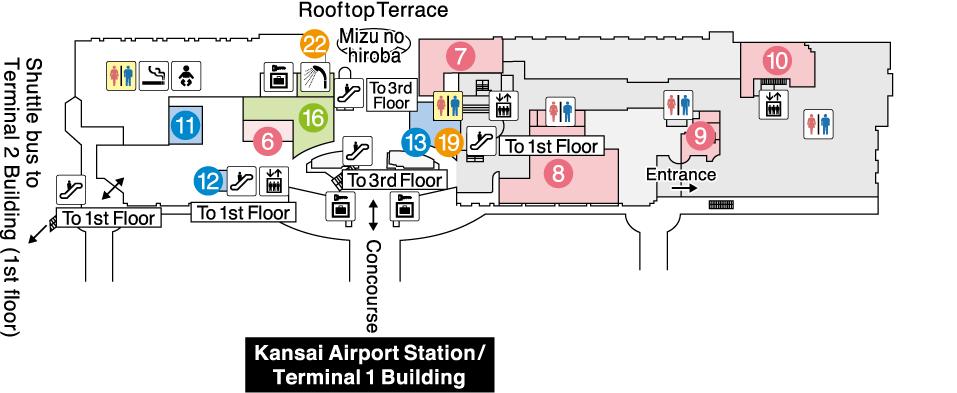 2F   Kansai International Airport
