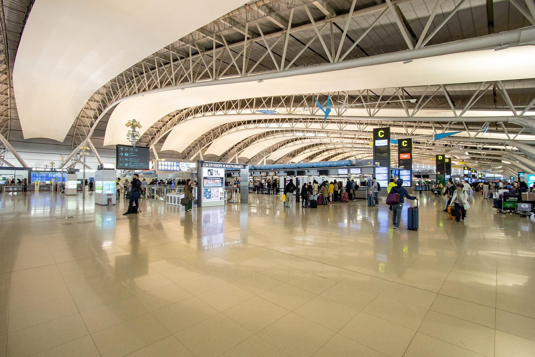 情報 羽田 空港 国際線 発着 羽田空港(国内線)の運航情報