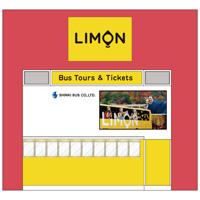 LIMON WELCOME DESK