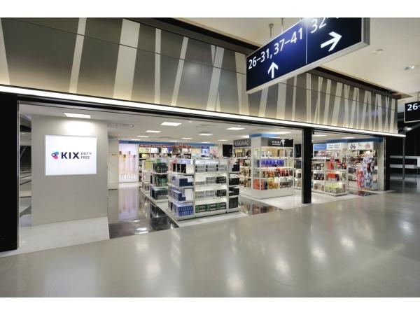 KIX DUTY FREE South Wing Gate Shop | Kansai International
